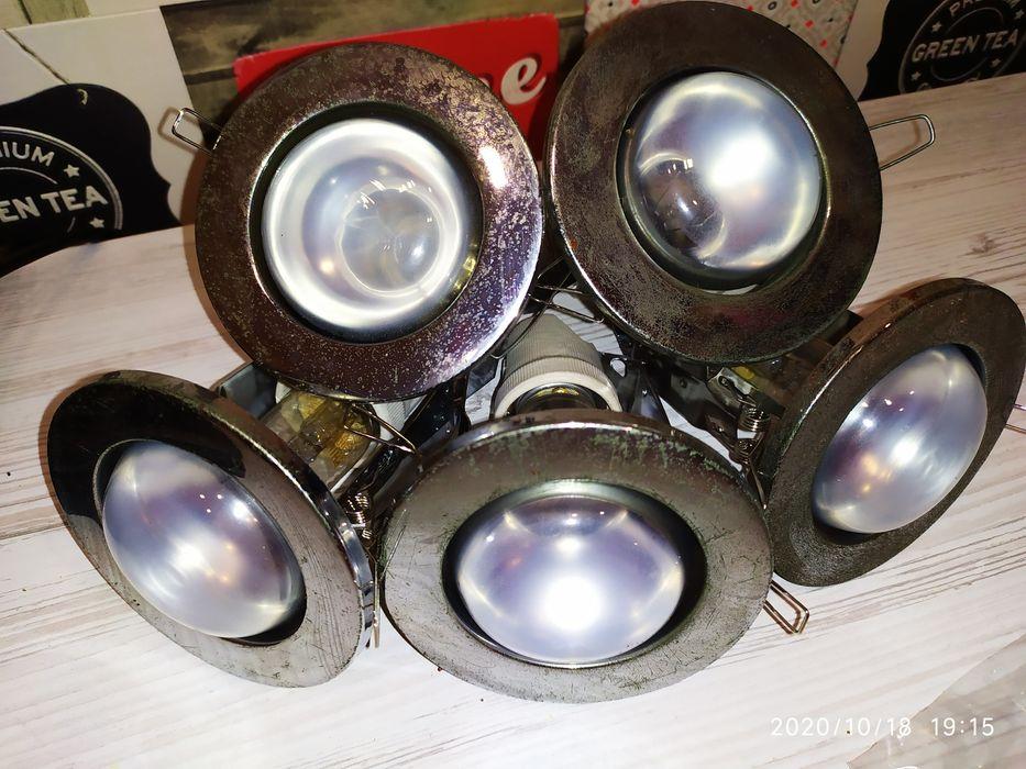 Светильники с лампочками Днепр - изображение 1