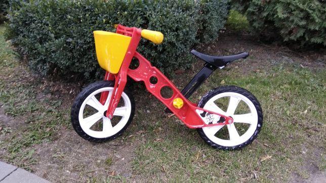 Біговел, велобіг на вік 3-6 років