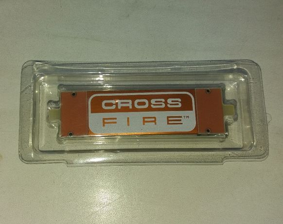 Мост CrossFire для объединения видеокарт