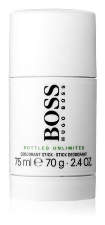 Hugo Boss Boss Bottled Unlimited dezodorant w sztyfcie dla mężczyzn 75