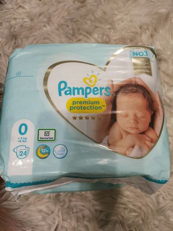 Pampers premium protection 0