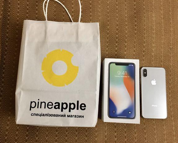 Продам Apple iPhone X 64 gb neverlock