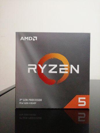 AMD Ryzen 5 3600 - Nunca foi aberto!