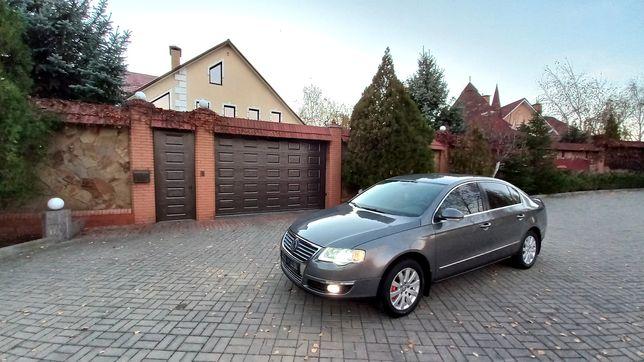Volkswagen passat b6 укр.