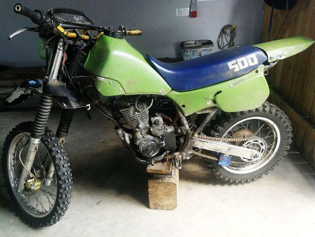 Cross klr 250 cc