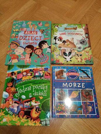 5 książeczek dla dzieci