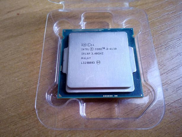 Intel Core i3-4130 3.4GHz/5GT/s/3MB s1150