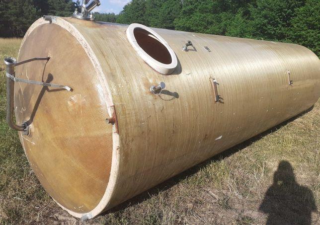 Beczka, Zbiornik z włókna RSM do wody,szambo  2000L3500L5000L10000L