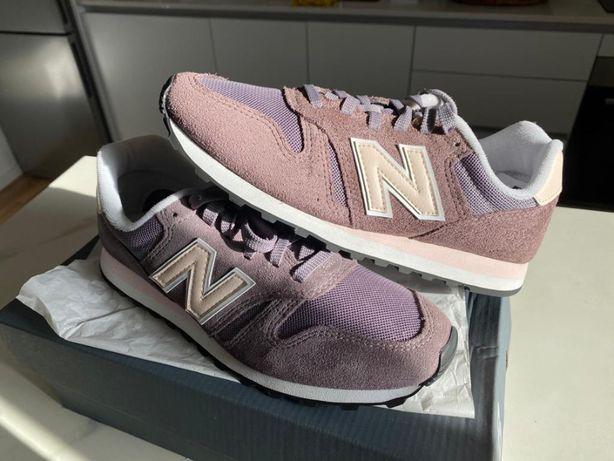 Sapatilhas New Balance cor de rosa e lilás tam. 38