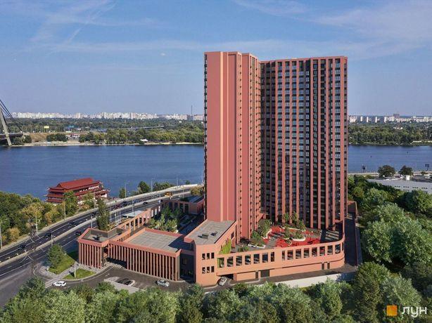 Видовая квартира Док32 15 этаж