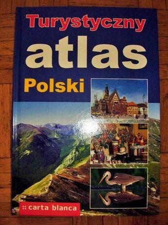 Kucharski Michał (red.) - Turystyczny atlas Polski
