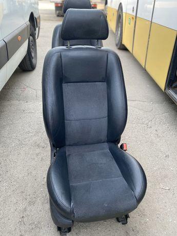 Кожаный салон Форд Мондео 3