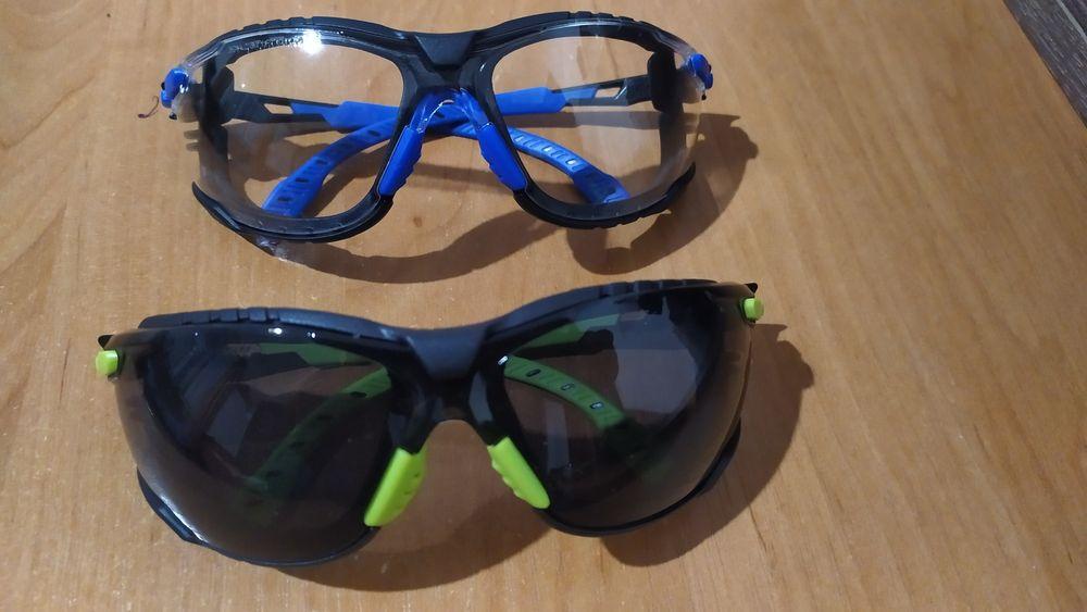 Окуляри захисні очки защитние 3М + бонус Четырбоки - изображение 1