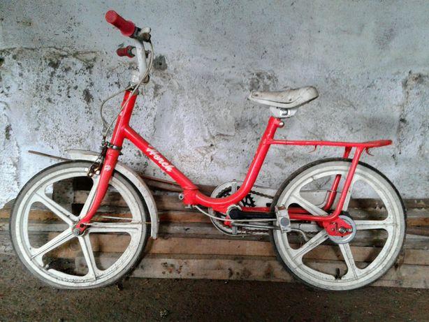 Bicicleta antiga Horch