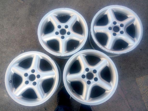 Бу диски литые r15 5*100 Skoda Volkswagen Audi Seat Chrysler Toyota