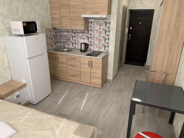 Сдам в аренду 1 комнатную квартиру. Киев ул Радистов 30. Хозяин.