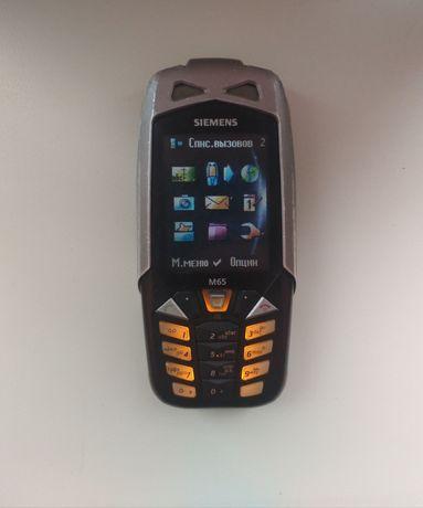 Мобильный телефон - Siemens M65