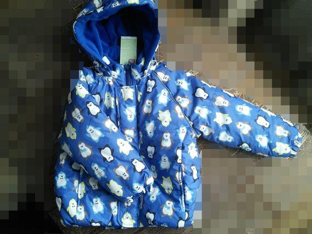 Курточка фирмы Danaya новая для мальчика 3-5 лет