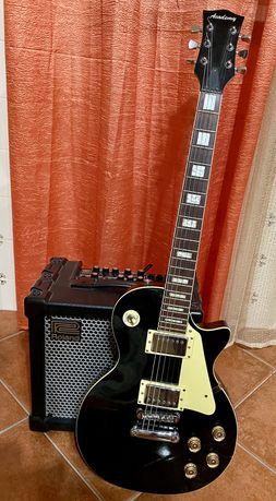 Guitarra Elétrica + Amplificador
