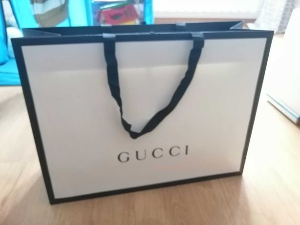Torecka papierowa Gucci
