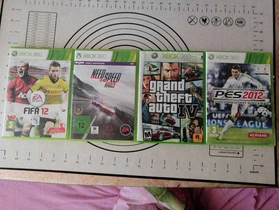 Игры на Xbox 360 lt 3.0 4шт Запорожье - изображение 1