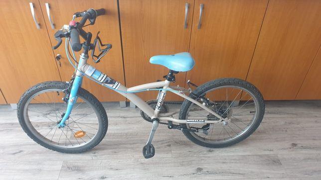 Rower 16'' kupiony w Decathlon