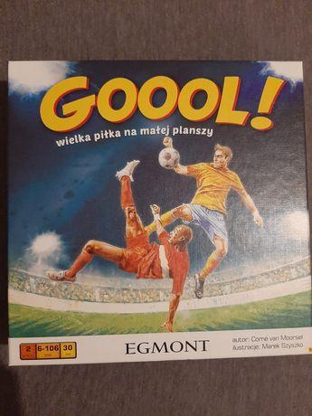 Gra planszowa Goool! Egmont