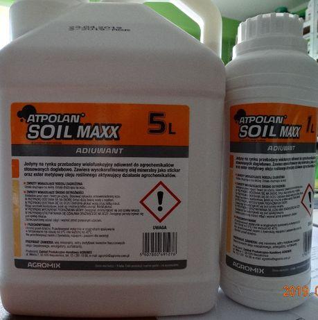 ATPOLAN SOIL MAXX 5l adiuwant doglebowy do metazachloru chlomazonu