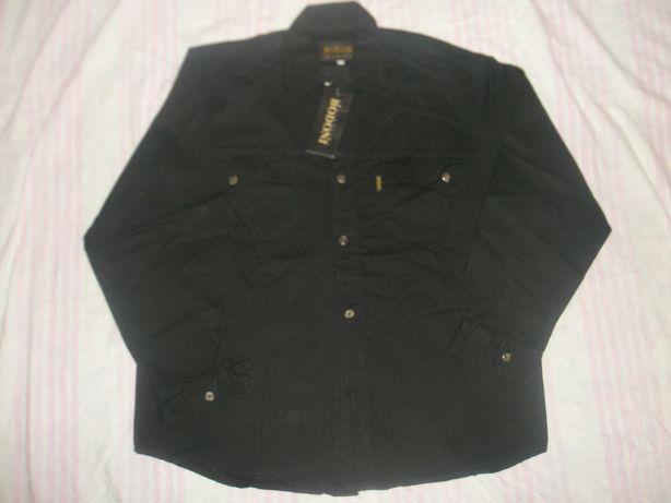 рубашка джинсовая, новая