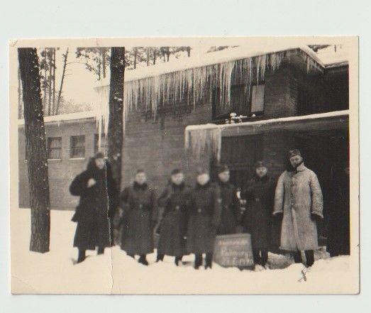 Stare zdjęcia Wehrmacht Palmiry 1939