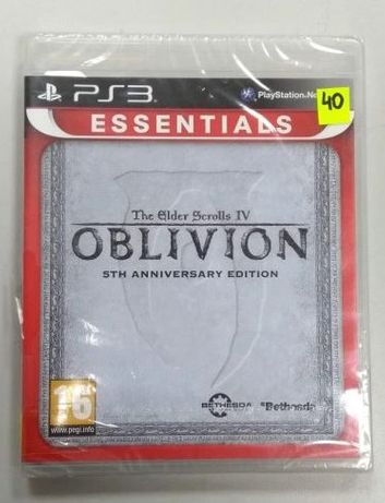 Gra PS3 The Elder Scrolls : Oblivion folia LOMBARD66