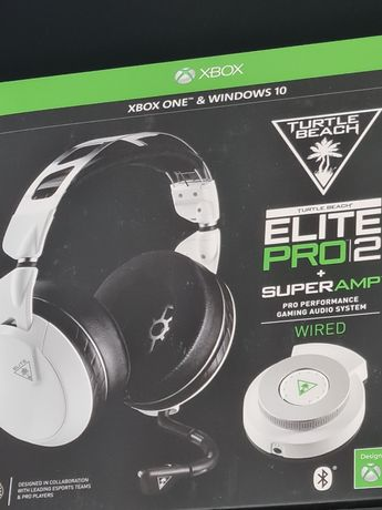 Słuchawki gamingowe Tutle Beach Elite Pro 2