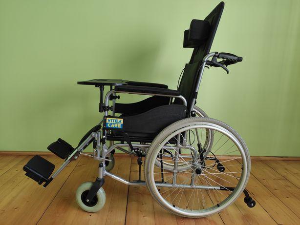 Profesjonalny wózek inwalidzki