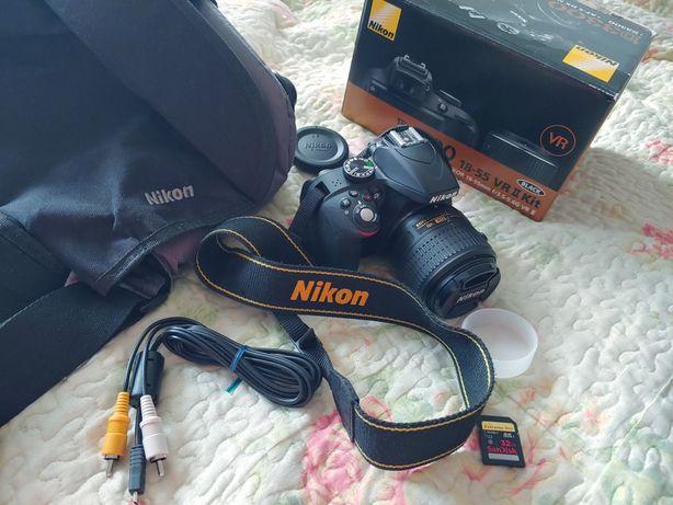 Фотоаппарат Nikon d3300