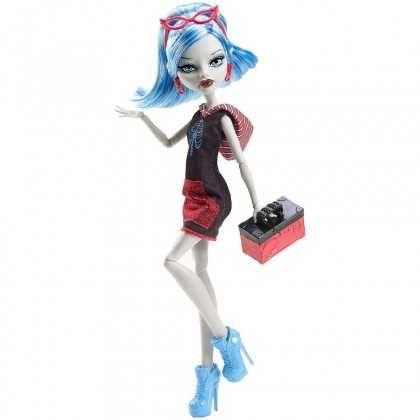 Кукла Monster High Гулия Йелпс - Скариж (оригинал)