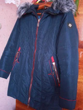 продам куртку зимову 50-52 розмір