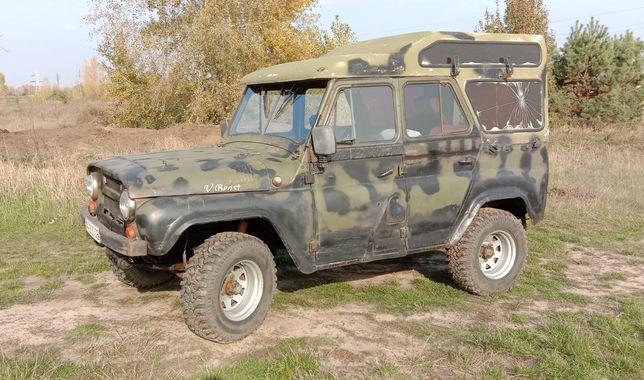 УАЗ 31512 1991 г.