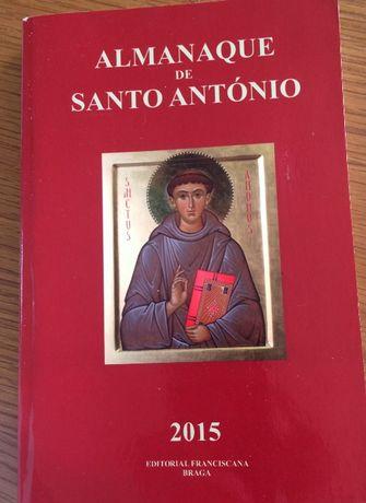 Almanaque de Santo António 2015 NOVO
