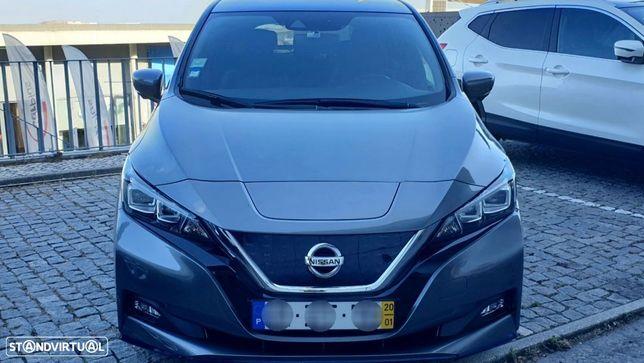Nissan Leaf e+ Tekna ProPilot