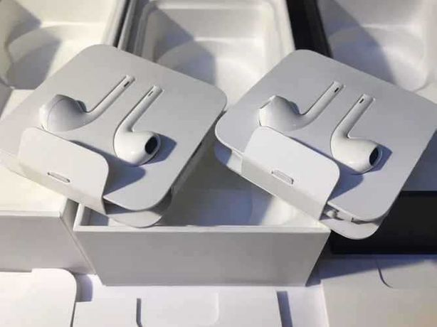 Наушники Apple EarPods с разъемом Lightning оригинал от іPhоnе SЕ, 8
