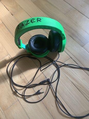 Słuchawki RAZER z mikrofonem