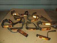lampka obrysowa LED daf xf 105/106