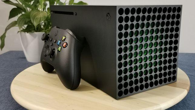 XBOX Series X z przedluzona gwarancja