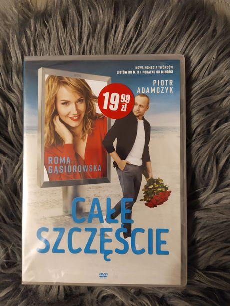 Całe szczęście Polski Film DVD