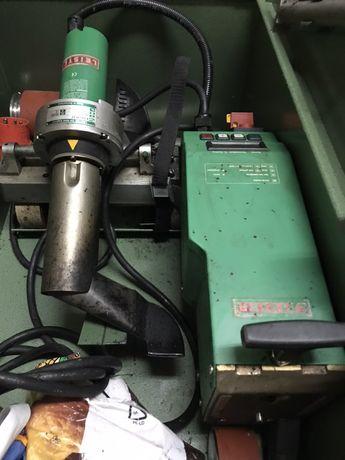 Leister Varimat V2 400V 5700W Сварочный автомат
