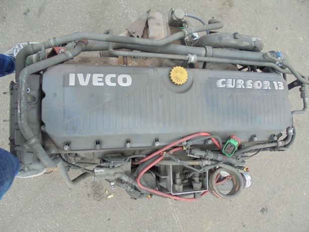 Авто разборка Iveco Двигатель и КПП