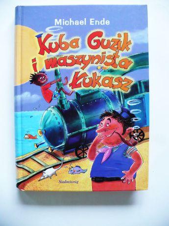 Michael Ende Kuba Guzik i maszynista Łukasz 2001 st. idealny