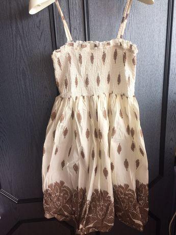 Sukienka nowa letnia bawełniana rozmiar L