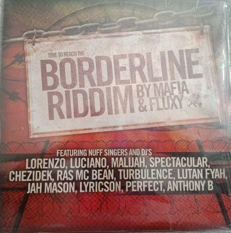 Mafia & Fluxy - Borderline Riddim winyl 12 LP reggae / dancehall