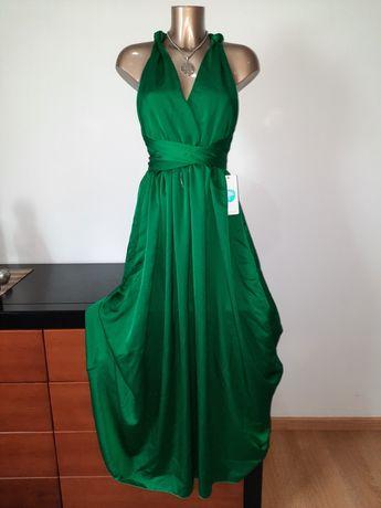 Vestido multiposições NOVO c/etiqueta